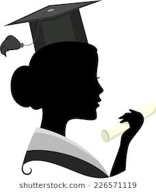 woman graduatae